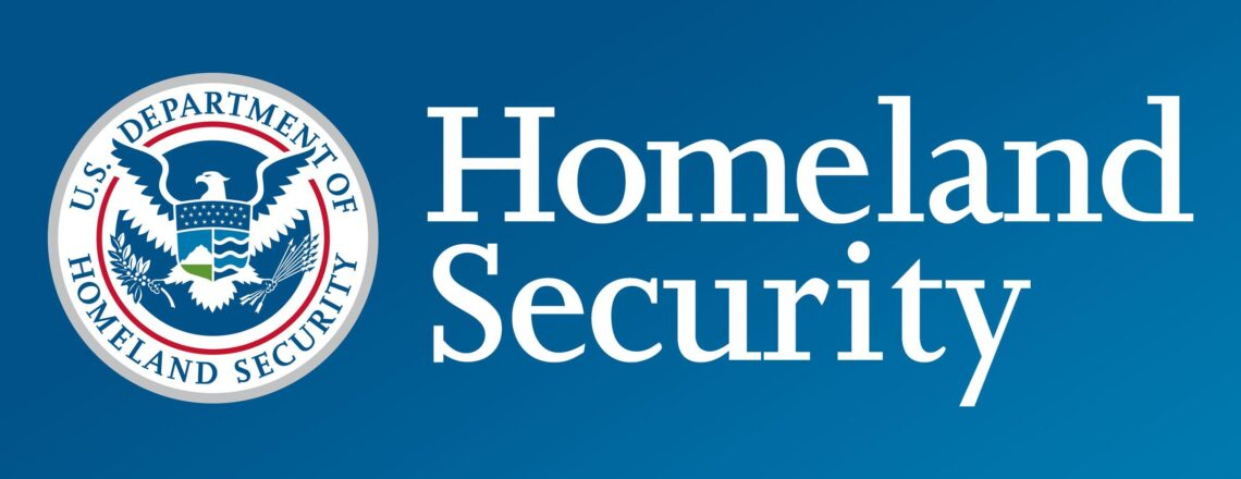 Department of Homeland Security Statement