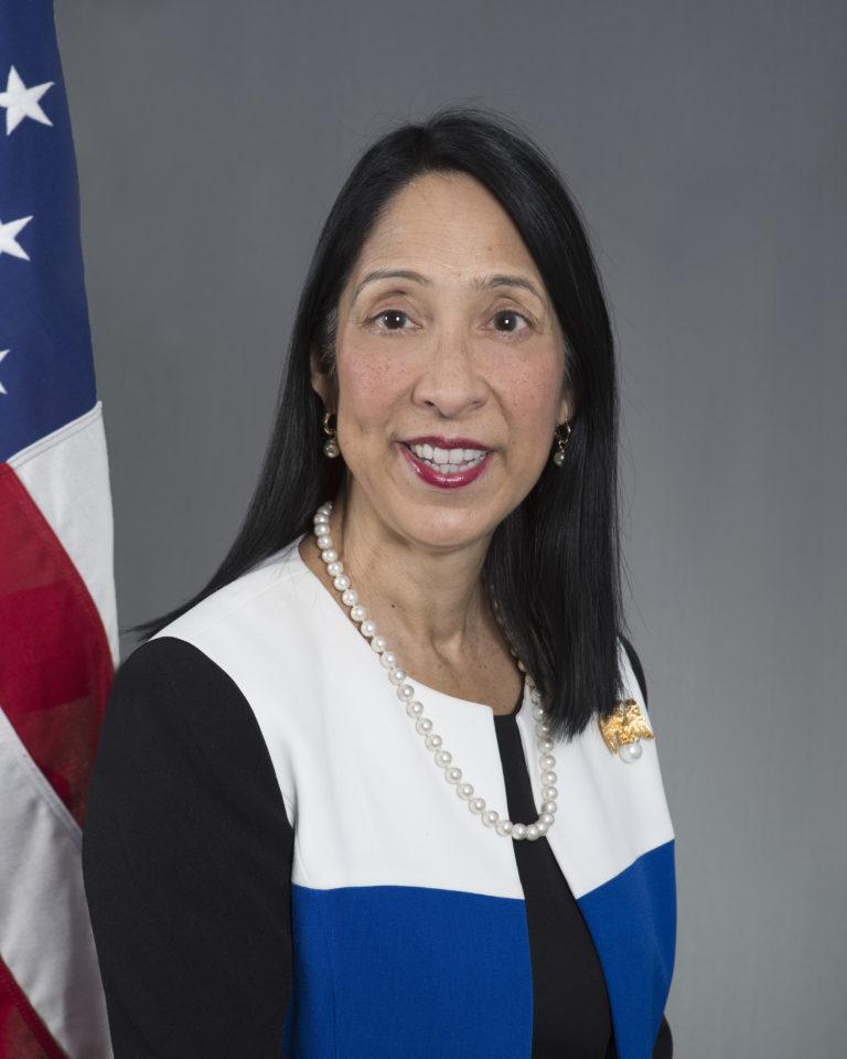 Photo of U.S. Ambassador to Haiti Michele J. Sison