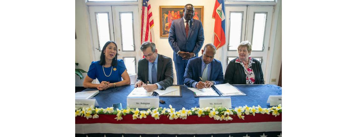 Le président par intérim et DG de l'OPIC dirigera une délégation dans les Caraïbes