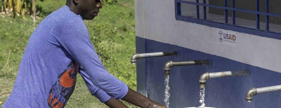 USAID Improves Access to Safe Drinking Water in Haiti