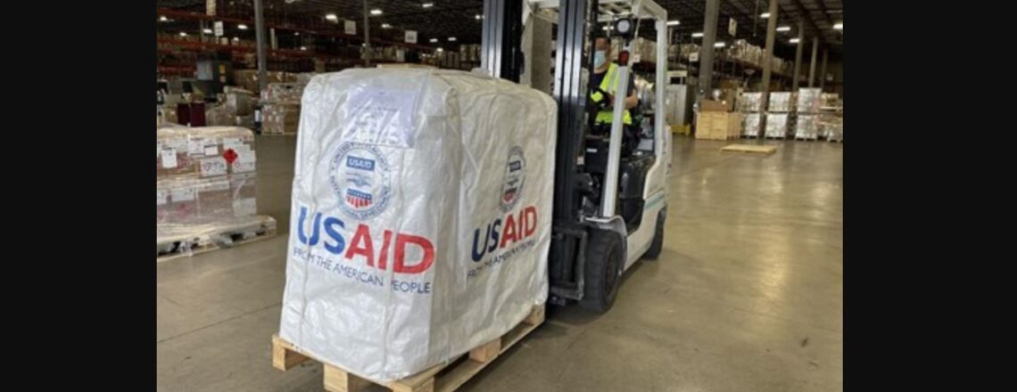 U.S. Government Assistance to Haiti Continues to Reach People