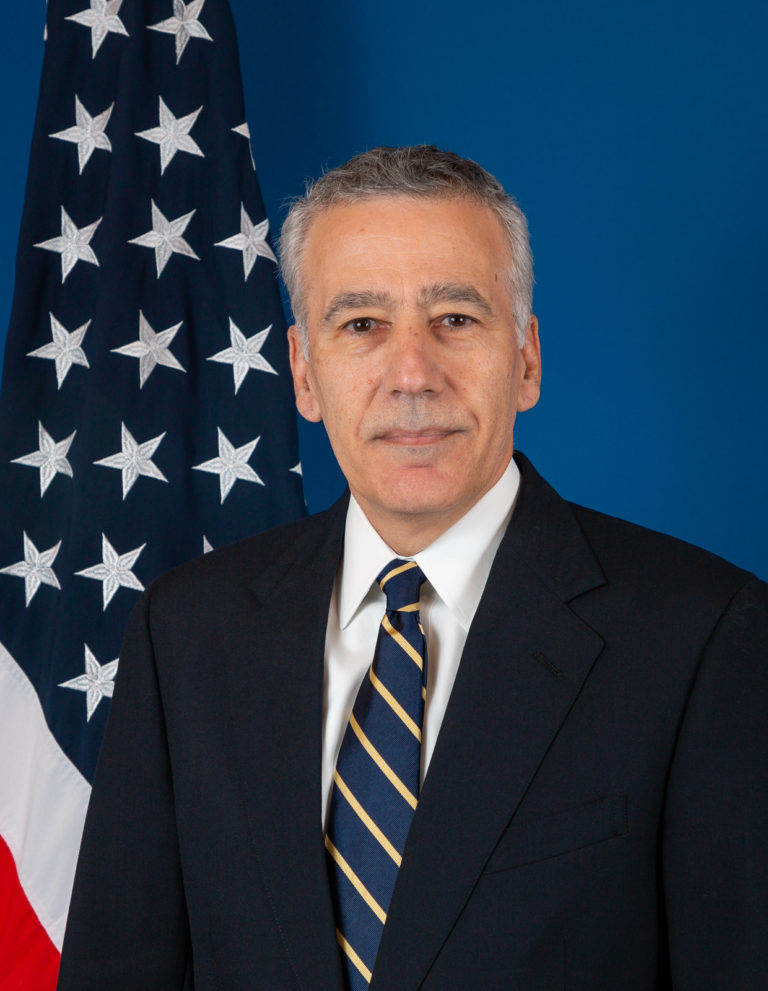 Photo of Ambassador Philip S. Goldberg