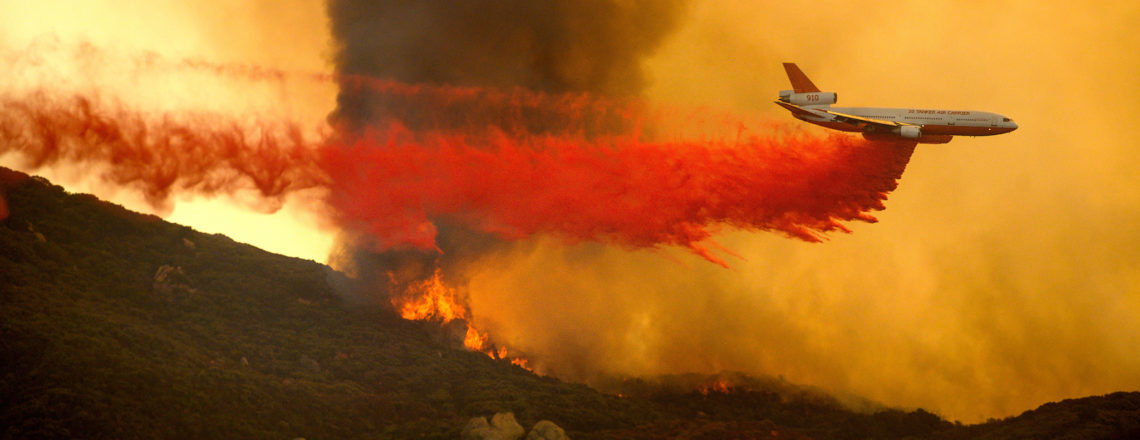 U.S. sends firefighters to Australia to help fight blazes