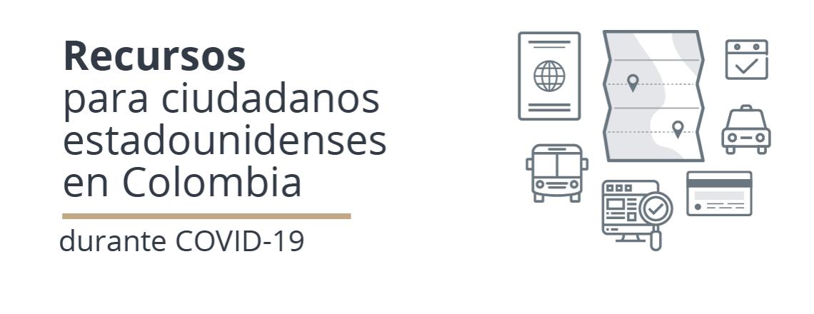 Recursos para ciudadanos estadounidenses en Colombia