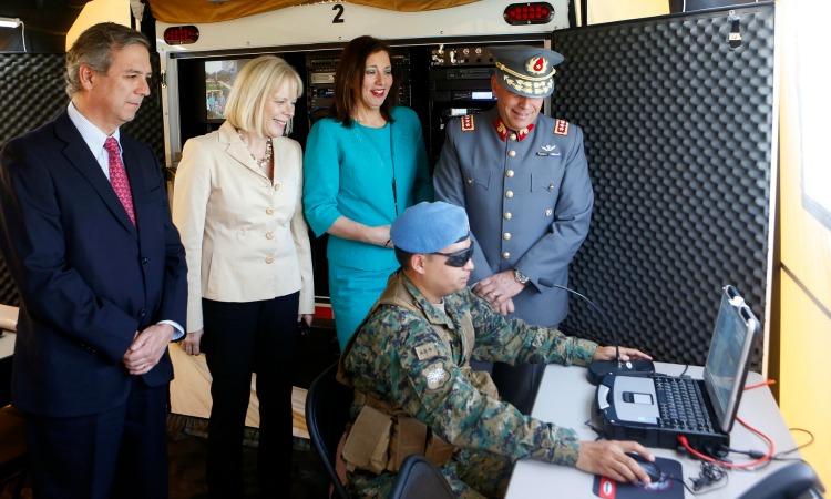 Foto cortesía Ministerio de Defensa