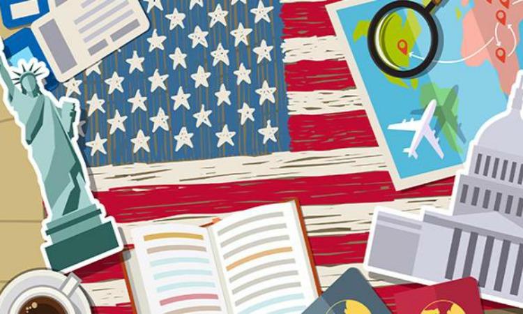 Conversamos con una estudiante sobre su experiencia de estudiar en Estados Unidos y la Feria de Postgrados en Derecho.