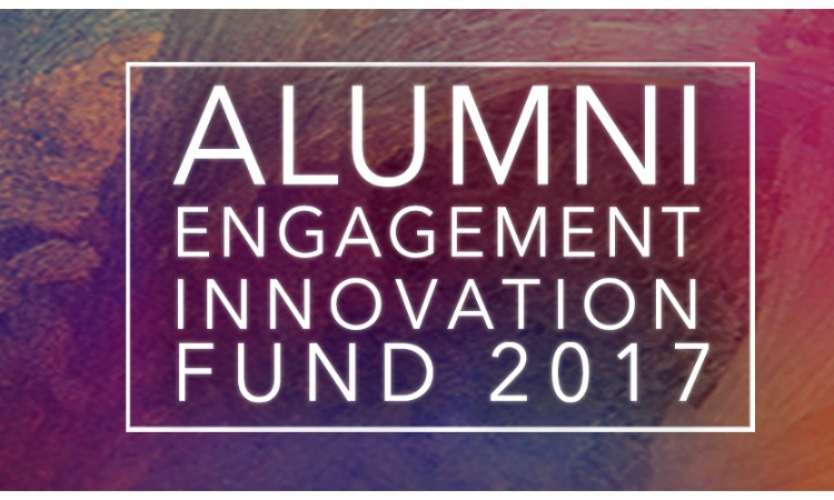 Alumni Engagement Innovation Fund