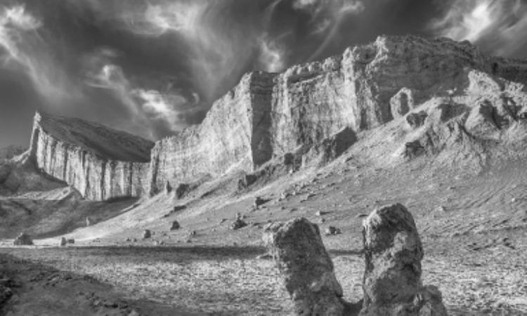 Charla ''Un viaje por dos Desiertos''