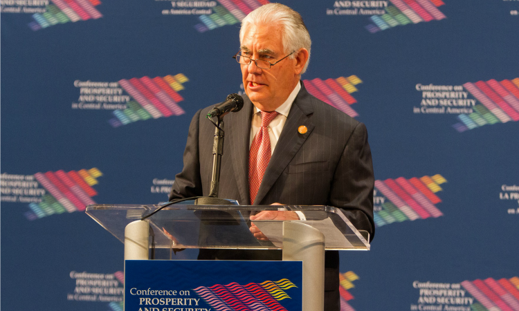 U.S. and Mexico Convene Conference on Prosperity and Security in Central America on June 15–16