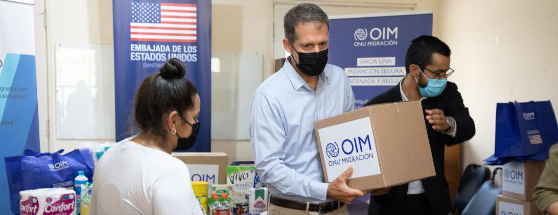 Embajada de EE.UU. apoya a familias de inmigrantes venezolanos vulnerables