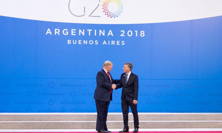 Presidente Donald J. Trump impulsa crecimiento económico en la Cumbre del G20