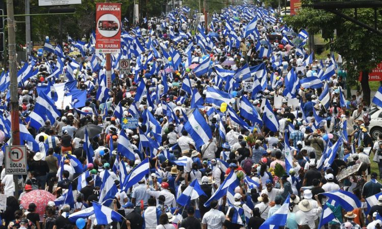 OEA aprueba Comisión Especial para ayudar a mediar crisis de Nicaragua