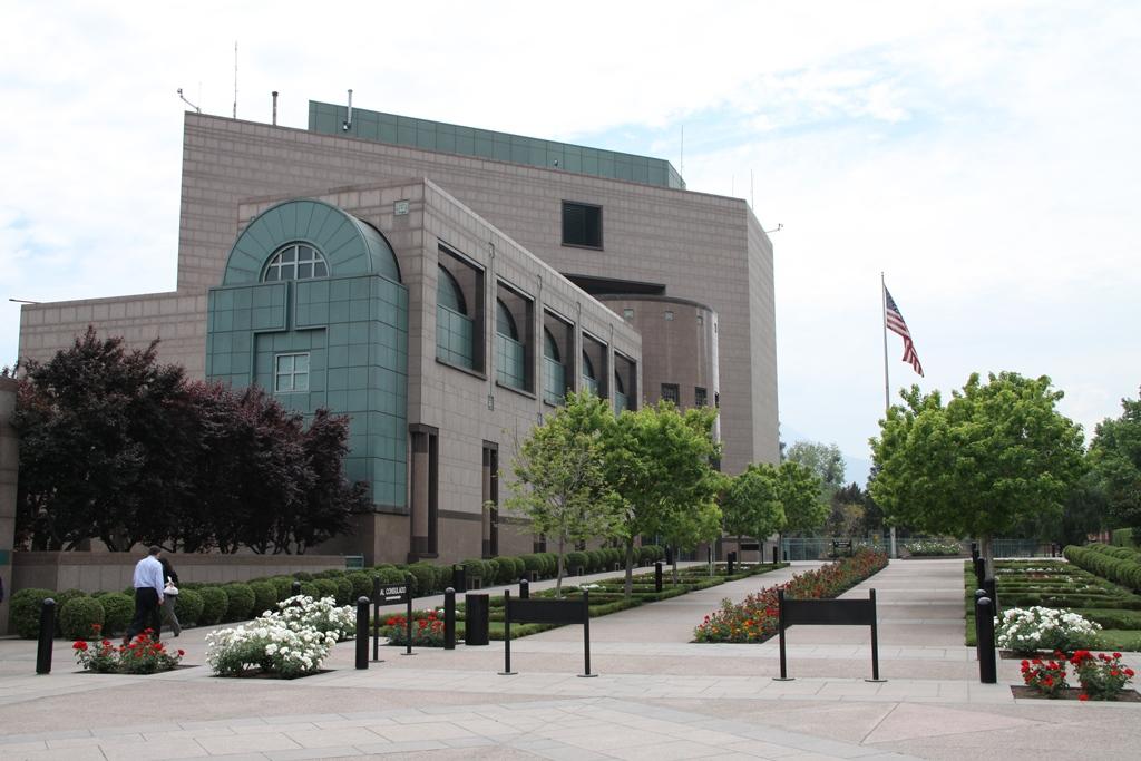 Embajada de los EE.UU. permanecerá cerrada el lunes 3 de septiembre por celebrarse el Día del Trabajo