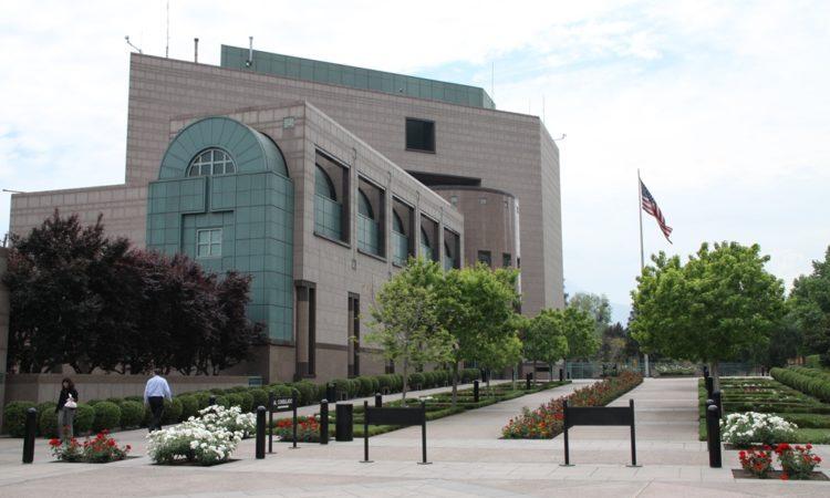 Embajada de los EE.UU. permanecerá cerrada el viernes 10 de noviembre por celebrarse el Día de los Veteranos de Guerra