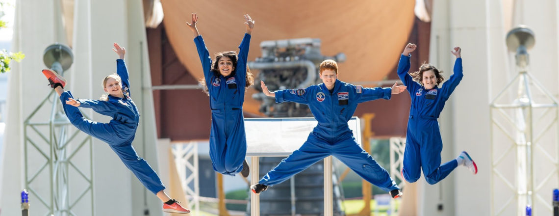 Applications Open for Astronaut Al Worden Endeavour Space Camp