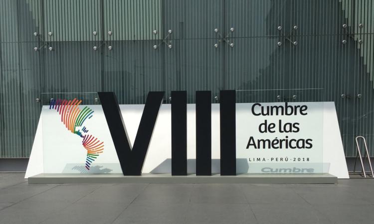 Encuentro con la sociedad civil venezolana