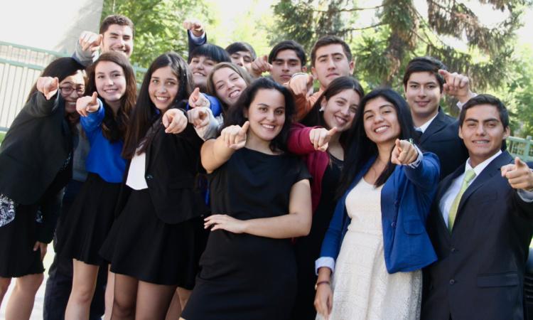 Embajada de EE.UU. invita a escolares a postular al programa Embajadores Jóvenes 2018