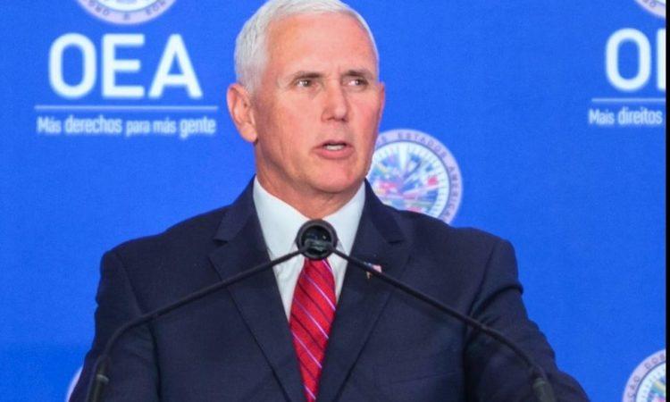 Vicepresidente Pence en la Organización de los Estados Americanos