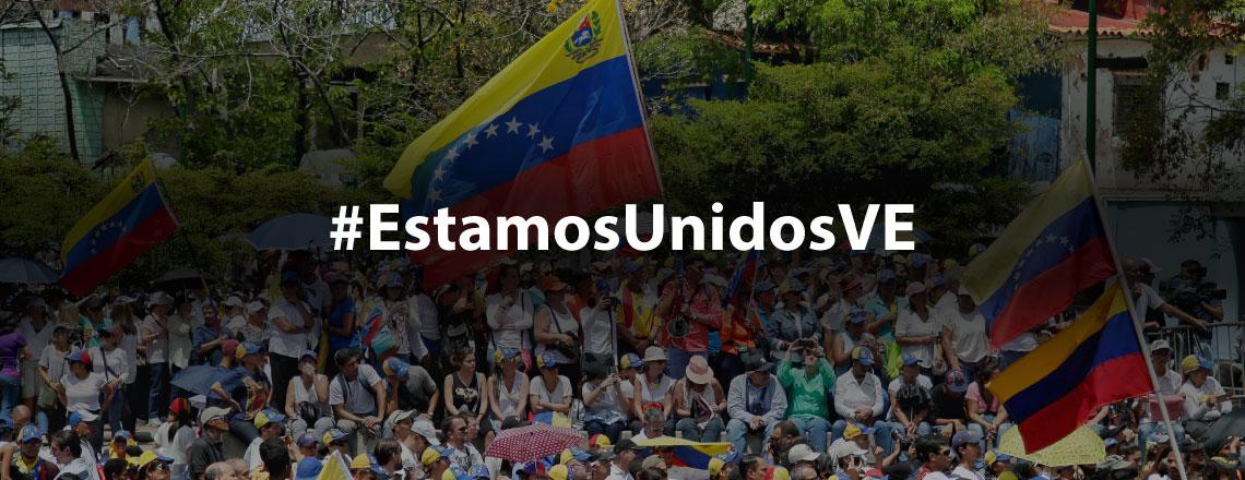 Apoyo de los EE.UU. a Venezuela