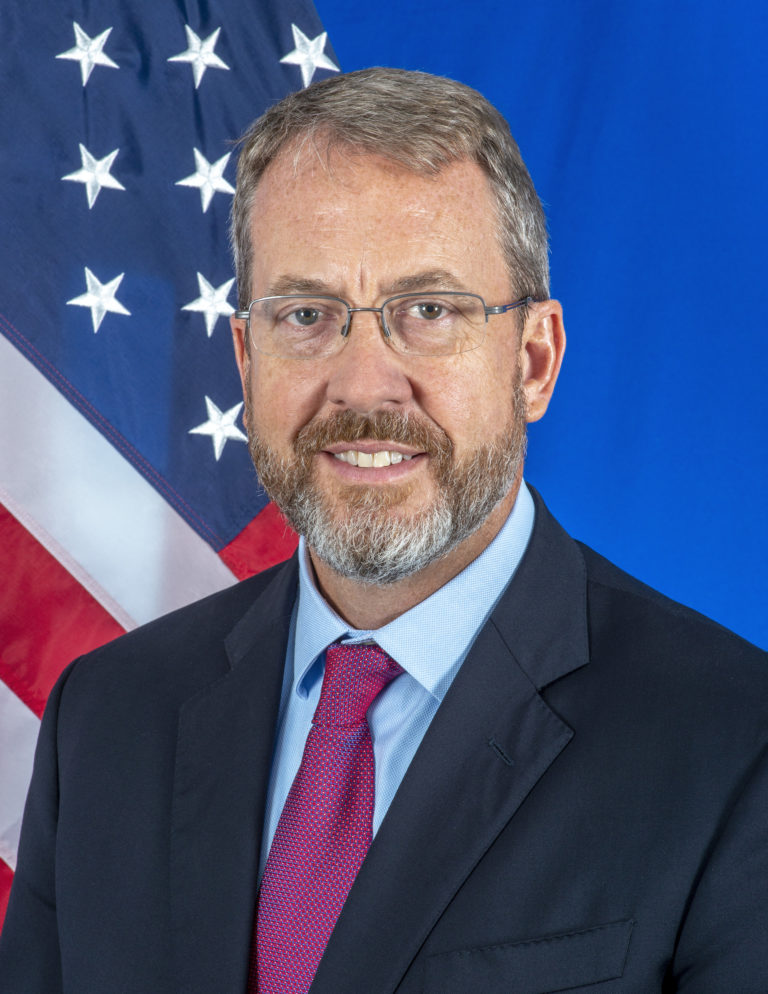 "Photo of Ambassador  James ""Jimmy"" Story"