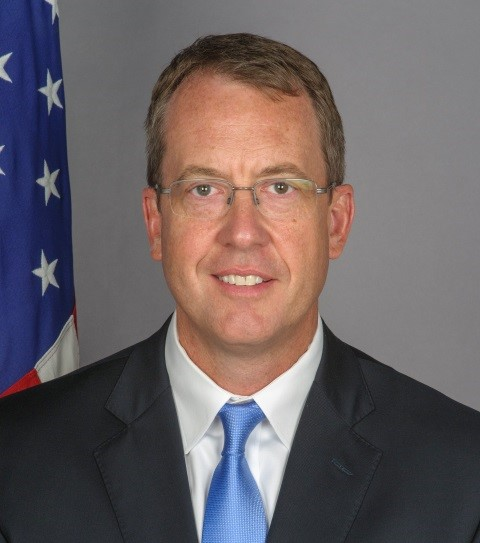 "Photo of Chargé d'Affaires James ""Jimmy"" Story"
