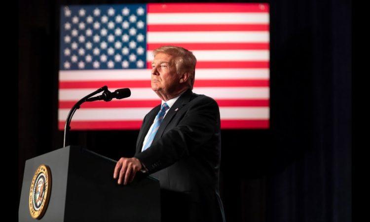LIVESTREAM: El Presidente Trump se dirige a la 74ª Sesión de la Asamblea General de las Naciones Unidas