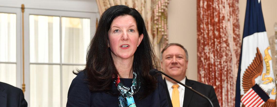 Assistant Secretary Kimberly Breier Travels to Lima, Peru