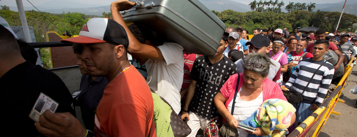 United States Increases to Almost $26 Million Humanitarian Aid to Venezuelans in Peru