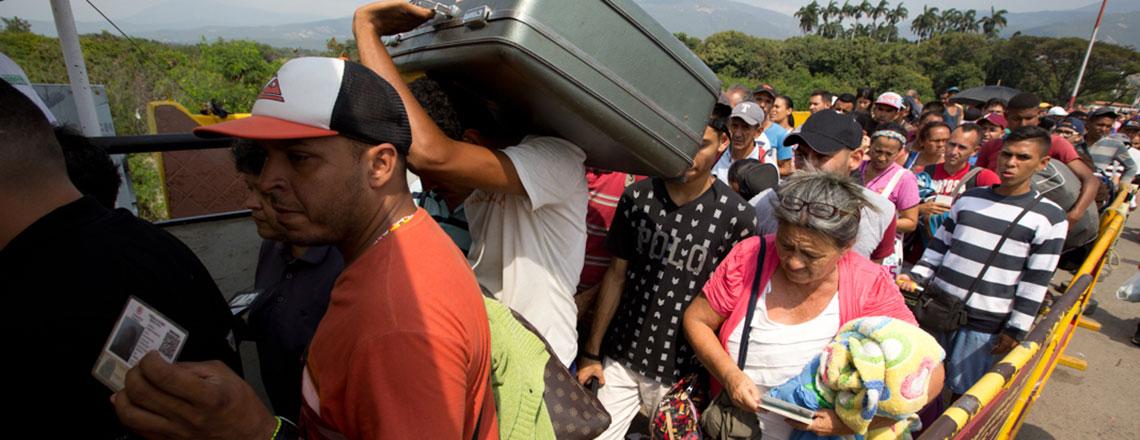 EE.UU. aumenta a casi US$26 millones ayuda humanitaria a venezolanos en el Perú