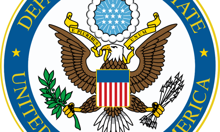 State Department Logo.