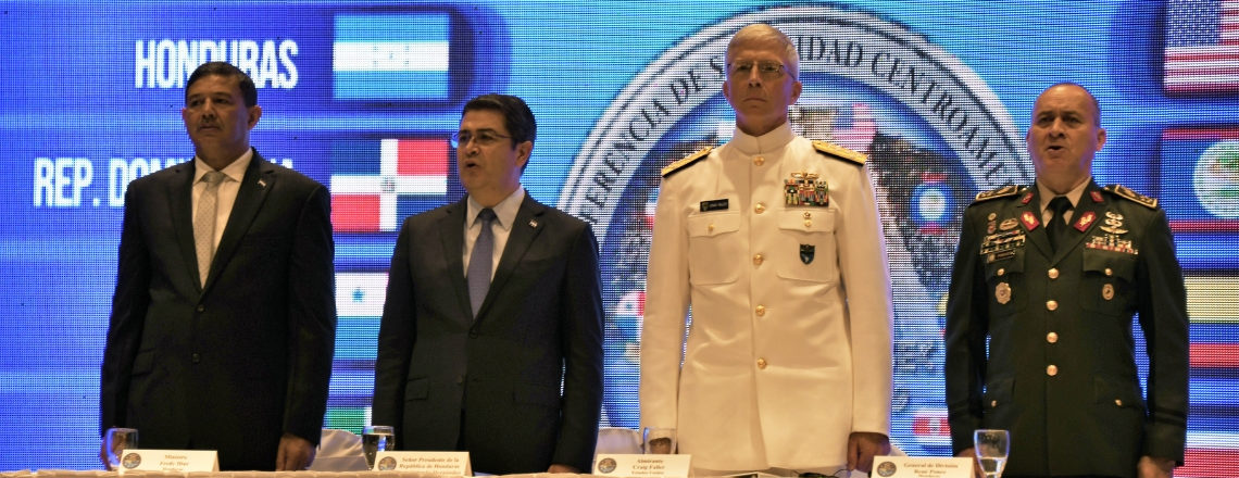 Remarks by Admiral Craig Faller at the 2019 Central American Security Conference (CENTSEC)