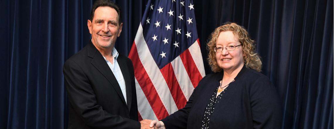 Colleen A. Hoey llega a Honduras para asumir cargo de Encargada de Negocios