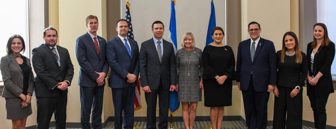 U.S. and Honduras Sign More Arrangements to Confront Irregular Migration