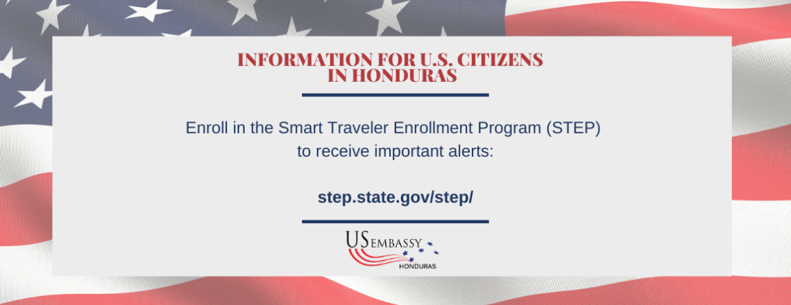 Enroll in STEP to Receive Important Alerts