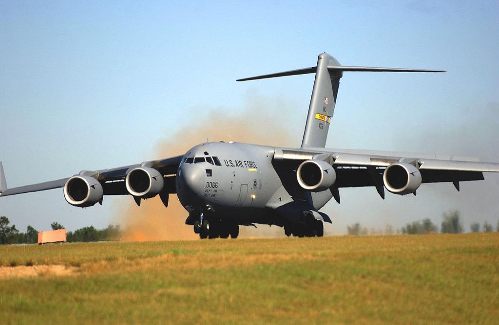 Aviones De La Fuerza Aérea De Estados Unidos Arriban Al País Con Donaciones Para Diversas Organizaciones Embajada De Estados Unidos En Nicaragua