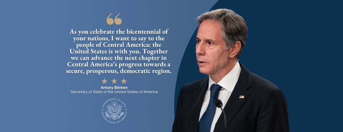 Bicentennial of Independence in Central America