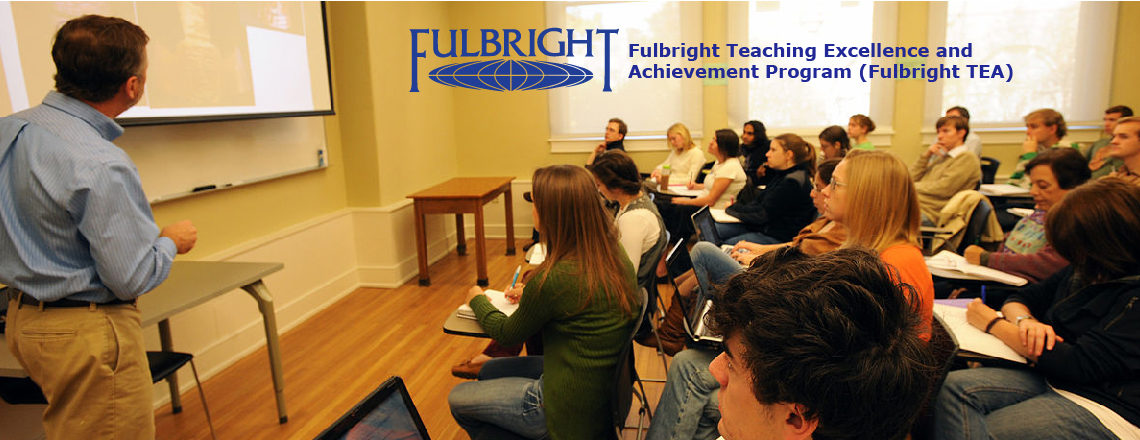 Fulbright Teaching Excellence and Achievement Program (Fulbright TEA)