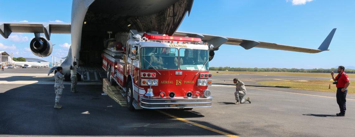 Fire Truck Donation