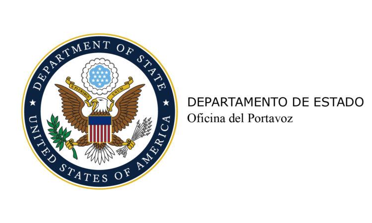 Logo de Comunicados de Prensa del Departamento de Estado
