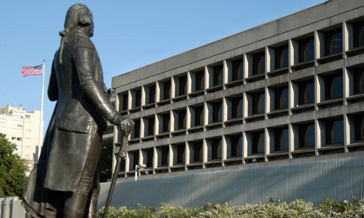 Embajada de los Estados Unidos en Uruguay