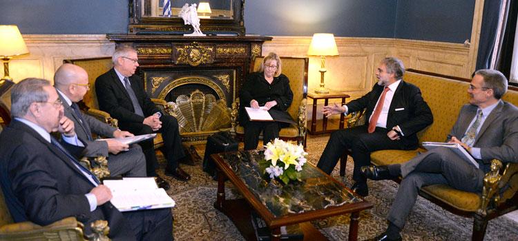 Séptima reunión bilateral del Consejo de Comercio e Inversiones del TIFA Uruguay