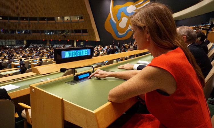 Estados Unidos se abstuvo en el voto sobre el embargo a Cuba ante la Asamblea General de la ONU