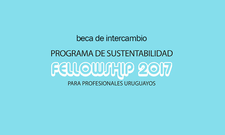 Beca de Intercambio ITD Fellowship 2017