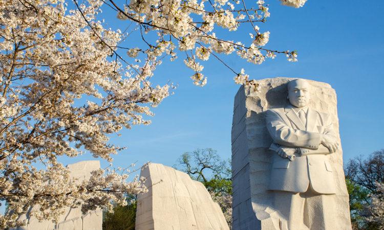 MLK Washington Memorial