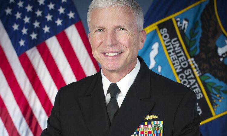 Admiral Craig S. Faller