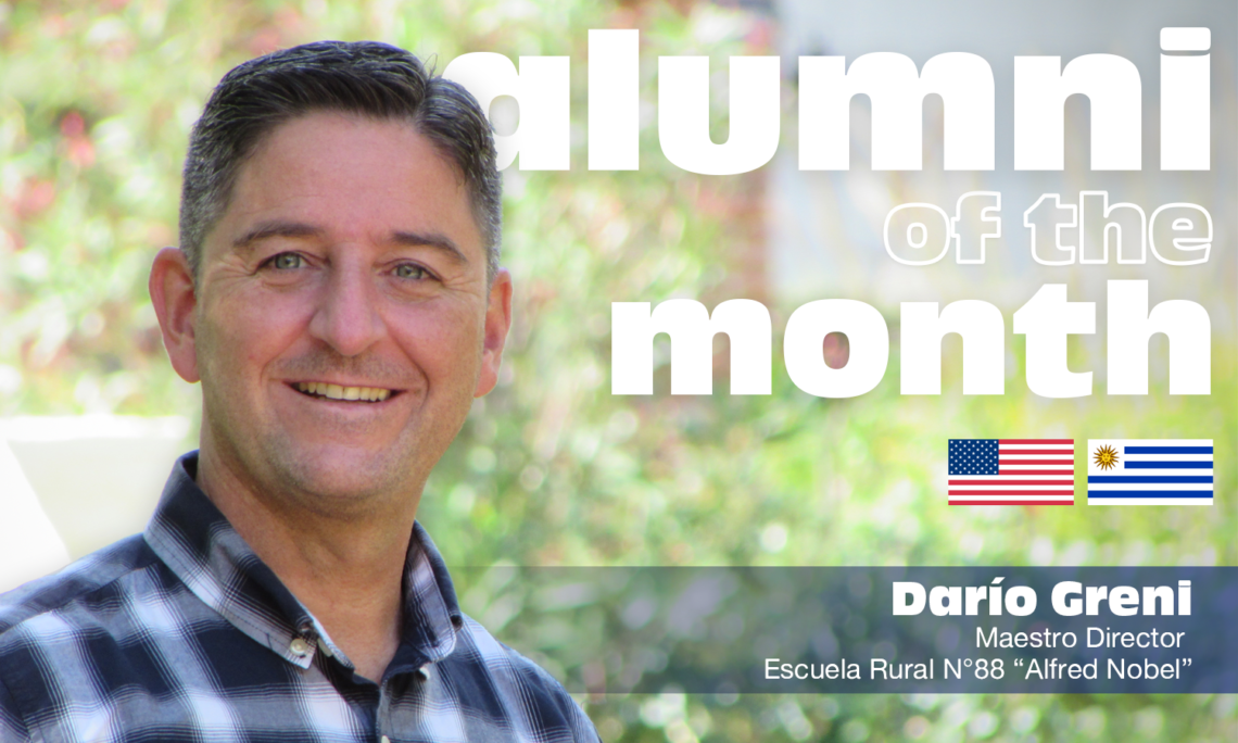 Dario Grani Alumni of the Month
