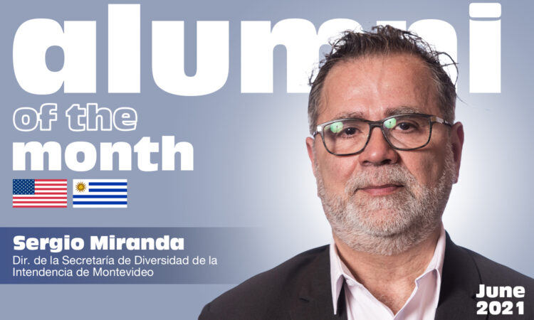 Alumni Of The Month-June-Sergio Miranda