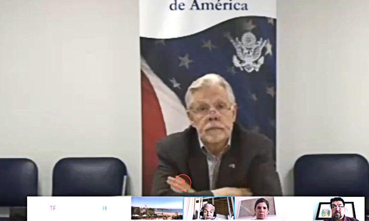 Ambassador Citrus Video Call