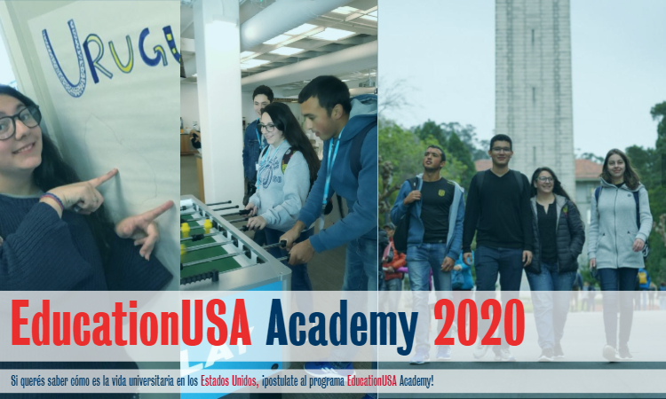 EducationUSA academy 2020 750×450