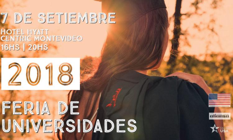 Feria de Universidades 2018